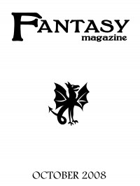 Fantasy Magazine, Issue 19 cover - click to view full size