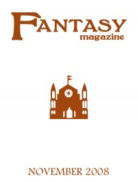 Fantasy Magazine, Issue 20 cover - click to view full size