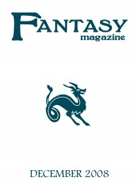 Fantasy Magazine, Issue 21 cover - click to view full size