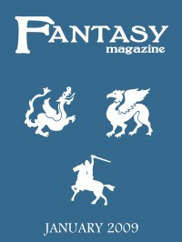 Fantasy Magazine, Issue 22 cover - click to view full size