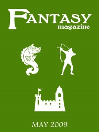 Fantasy Magazine, Issue 26 cover - click to view full size