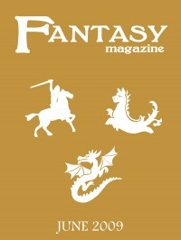 Fantasy Magazine, Issue 27 cover - click to view full size