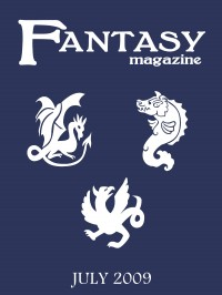 Fantasy Magazine, Issue 28 cover - click to view full size