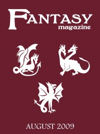 Fantasy Magazine, Issue 29 cover - click to view full size