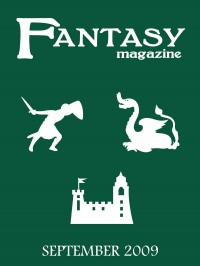 Fantasy Magazine, Issue 30 cover - click to view full size