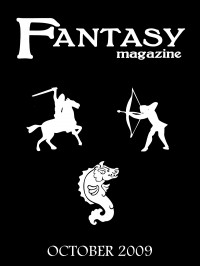 Fantasy Magazine, Issue 31 cover - click to view full size