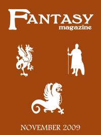 Fantasy Magazine, Issue 32 cover - click to view full size