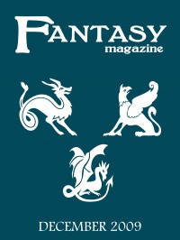 Fantasy Magazine, Issue 33 cover - click to view full size