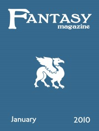 Fantasy Magazine, Issue 34 cover - click to view full size