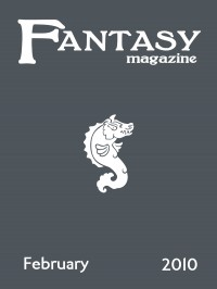 Fantasy Magazine, Issue 35 cover - click to view full size