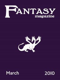 Fantasy Magazine, Issue 36 cover - click to view full size