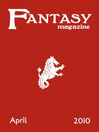 Fantasy Magazine, Issue 37 cover - click to view full size