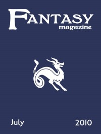 Fantasy Magazine, Issue 40 cover - click to view full size