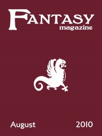 Fantasy Magazine, Issue 41 cover - click to view full size