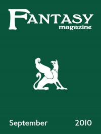Fantasy Magazine, Issue 42 cover - click to view full size