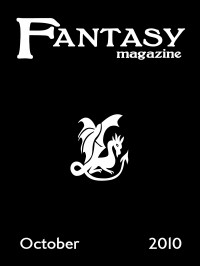 Fantasy Magazine, Issue 43 cover - click to view full size