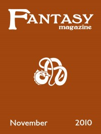 Fantasy Magazine, Issue 44 cover - click to view full size