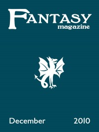 Fantasy Magazine, Issue 45 cover - click to view full size