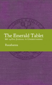 The Emerald Tablet cover - click to view full size