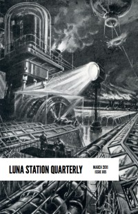 Luna Station Quarterly – Issue 5 cover - click to view full size