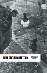 Luna Station Quarterly – Issue 7 cover - click to view full size