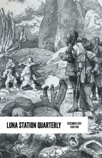Luna Station Quarterly – Issue 8 cover - click to view full size
