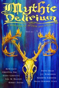 Mythic Delirium 0.3 cover - click to view full size