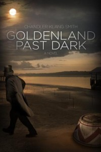 Goldenland Past Dark cover - click to view full size