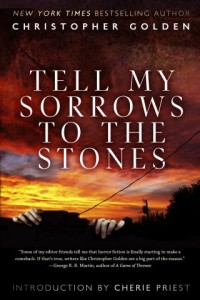 Tell My Sorrows To The Stones cover - click to view full size