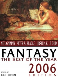 Fantasy: The Best of the Year cover - click to view full size