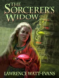The Sorcerer's Widow cover - click to view full size