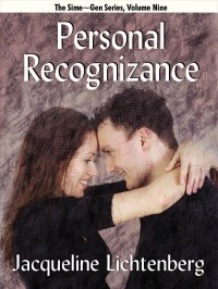 Personal Recognizance cover - click to view full size