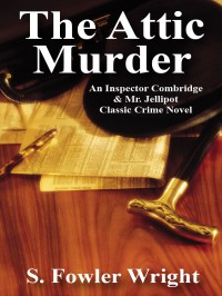 The Attic Murder cover - click to view full size