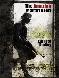 The Amazing Martin Brett cover - click to view full size