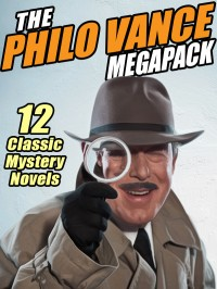 The Philo Vance Megapack cover - click to view full size