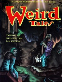 Weird Tales #313 (Summer 1998) cover - click to view full size