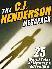 The C.J. Henderson Megapack cover - click to view full size