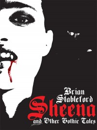 Sheena and Other Gothic Tales cover - click to view full size
