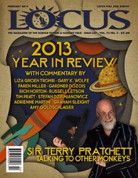Locus February 2014 (#637) cover - click to view full size