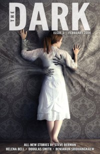 The Dark Issue 3 cover - click to view full size