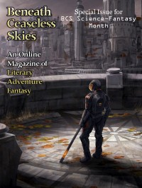Beneath Ceaseless Skies Science-Fantasy Month Bundle, 2012 cover - click to view full size