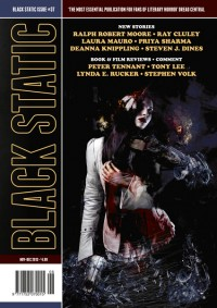 Black Static 37 cover - click to view full size
