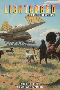Lightspeed Magazine Issue 46 cover - click to view full size