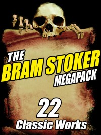 The Bram Stoker Megapack cover - click to view full size