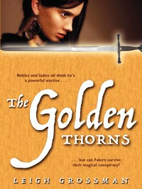 The Golden Thorns cover - click to view full size
