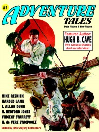 Adventure Tales #1 cover - click to view full size