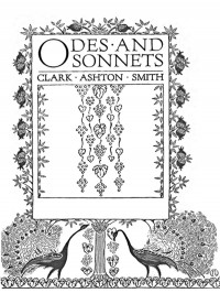 Odes and Sonnets cover - click to view full size