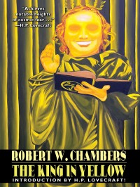 The King in Yellow cover - click to view full size