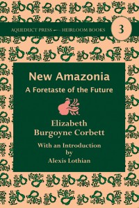 New Amazonia cover - click to view full size