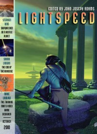 Lightspeed Magazine, October 2010 cover - click to view full size